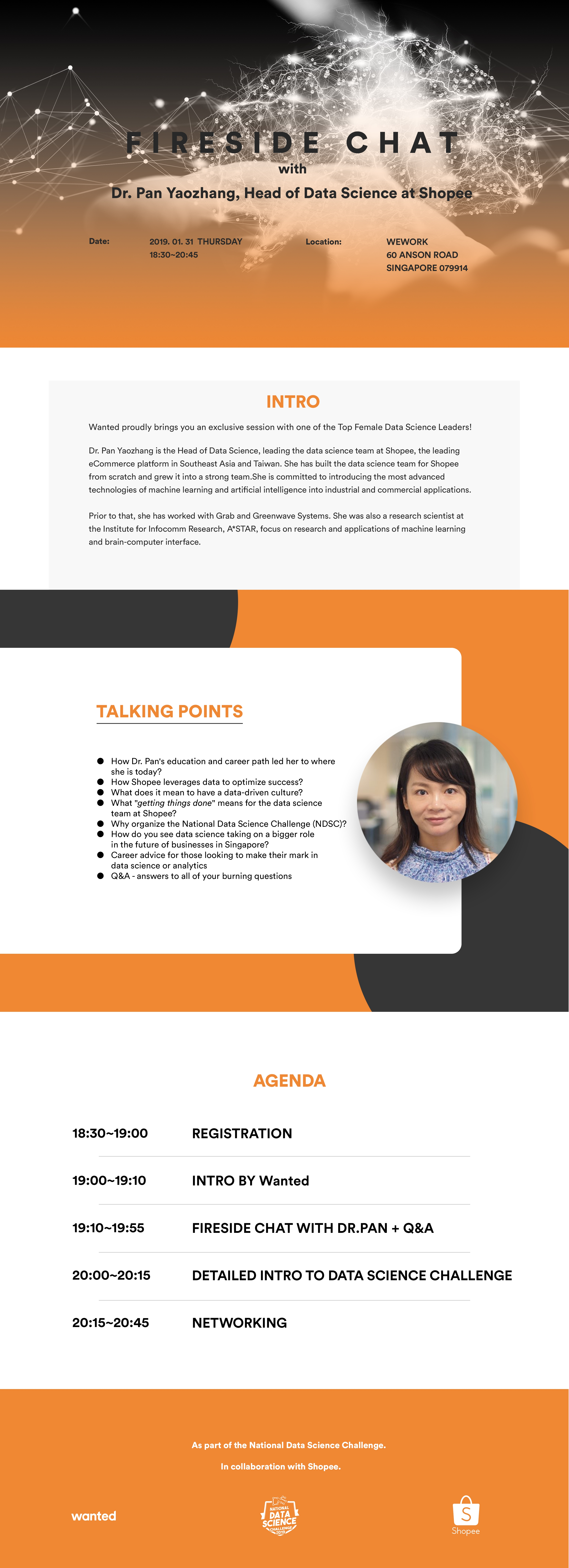 Fireside Chat with Dr  Pan Yao Zhang, Head of Data Science at Shopee
